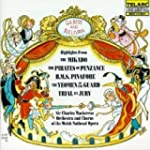 Gilbert And Sullivan Best Of