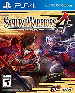 Samurai Warriors 4 - PlayStation 4 by Tecmo Koei