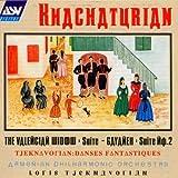 Khachaturian/Tjeknavorian: Orchestral Works