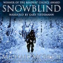 Snowblind (       UNABRIDGED) by Michael McBride Narrated by Gary Tiedemann