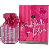 Victoria's Secret Bombshells in Bloom Eau De Parfum Spray, 1.7 Ounce (Tamaño: 1.7 floz / 50mL)