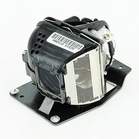 haiwo TLPLP5de haute qualité Ampoule de projecteur de remplacement compatible avec boîtier pour Toshiba TDP P5.