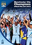 Manchester City Champions - The Official Film 2011/2012 [2 Disc Collectors Edition DVD]