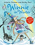 Valerie Thomas Winnie in Winter (paperback and CD) (Winnie the Witch)