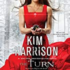 The Turn: The Hollows Begins with Death Audiobook by Kim Harrison Narrated by Marguerite Gavin
