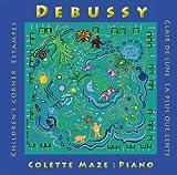 Interprete Claude Debussy Colette Maze