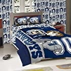 Dallas Cowboys NFL and Disney's Mickey Mouse Full Sized Comforter with Shams