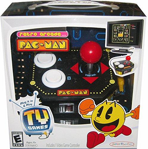Retro Arcade Pac-Man (and more) Plug & Play Video TV Game