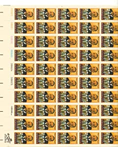 Martin Luther King Jr. 12/15 Cent Us Postage Stamps Scot #1771