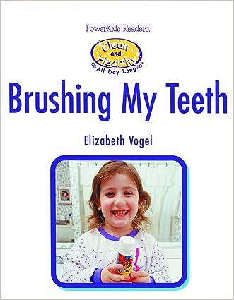 Brushing My Teeth (Powerkids Readers: Clean & Healthy)