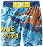 Dreamwave Boys 2-7 Scooby Doo Swim Trunk