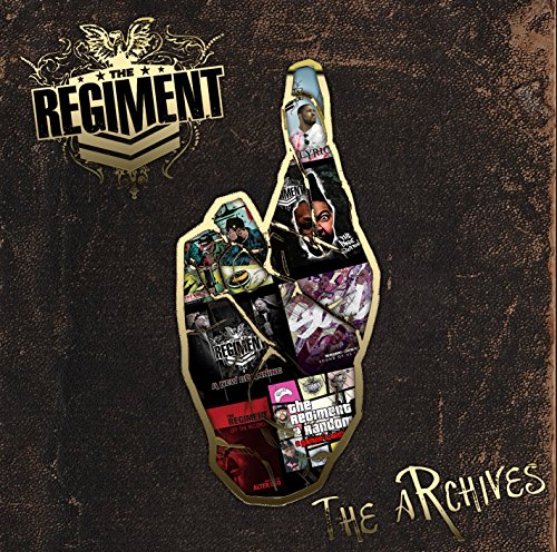The Regiment-The Archives-CD-FLAC-2015-FrB Download