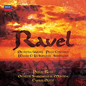 Ravel Orchestral Works by Universal Classics