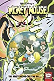 img - for Mickey Mouse: The Mysterious Crystal Ball book / textbook / text book