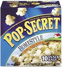 Pop Secret - Microwave Popcorn Homestyle 12 oz Bags 10Box 28781 DMi BX