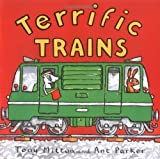 Terrific Trains (Amazing Machines)