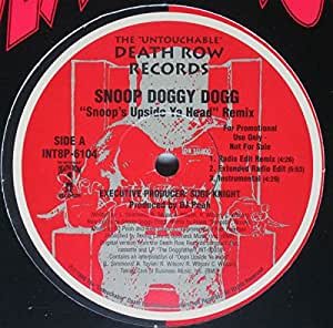 Snoop Doggy Dogg Snoop S Upside Ya Head Remix Amazon