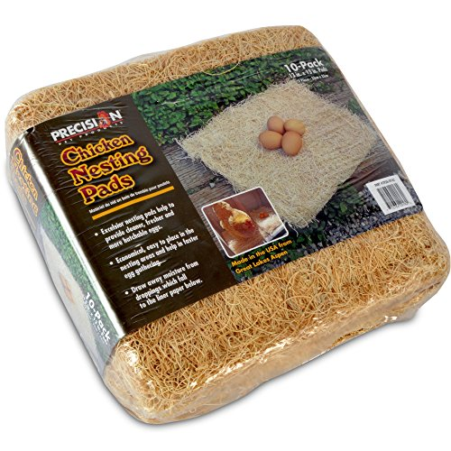 Precision Pet Excelsior Nesting Pads (Chicken Nesting Eggs compare prices)