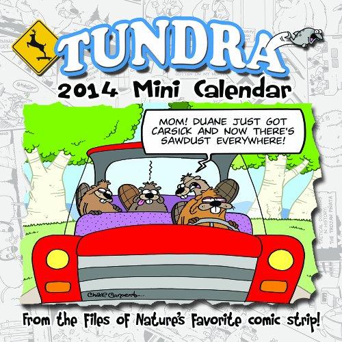 Tundra 2014 Mini Calendar