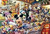 80ピース 子供向けパズル ディズニー ハロウィンはおおさわぎ!  チャイルドパズル