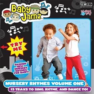 Baby Jamz CD Nursery Rhymes Volume 1