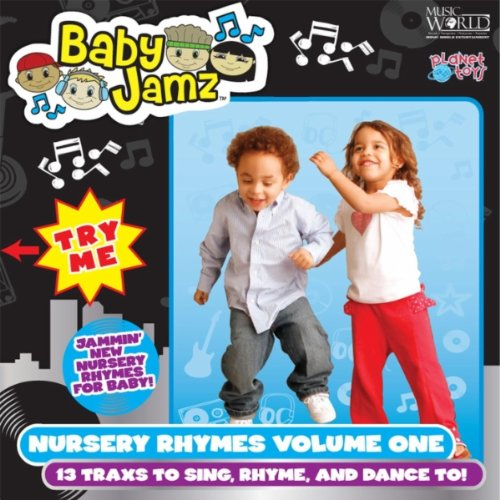 Baby Jamz CD Nursery Rhymes Volume 1 - 1