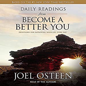 Daily Readings from Become a Better You Audiobook
