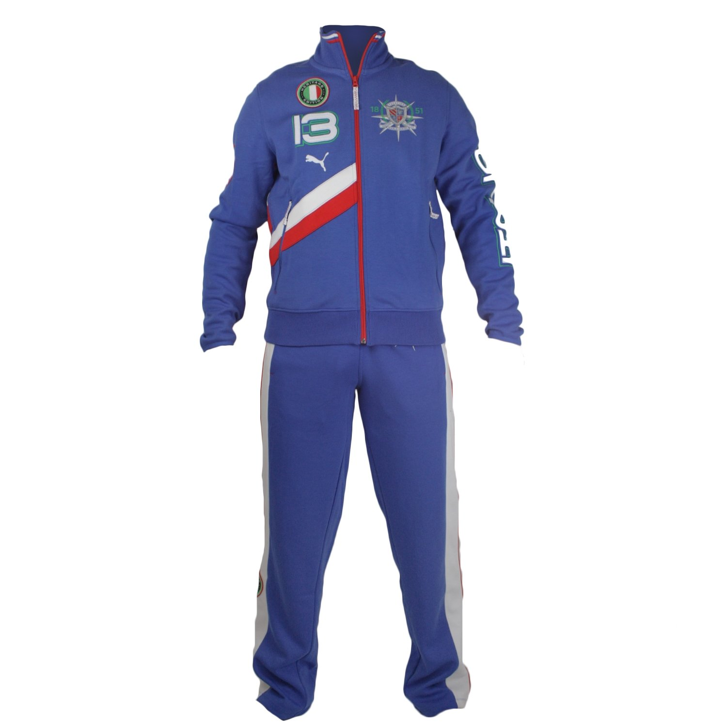 Спортивный костюм Puma Heritage Yachting Italy Track Suit (Mens) - Team Power Blue-Italy