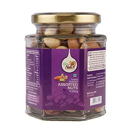 Premium Gourmet Nuts Assorted Roasted