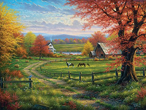 Peaceful Tranquility - 300 Piece Jigsaw Puzzle By Sunsout Inc.