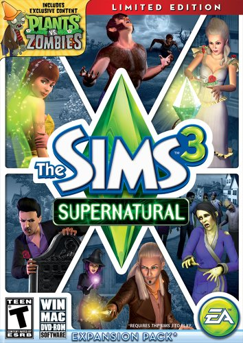 The Sims 3 Supernatural Limited Edition