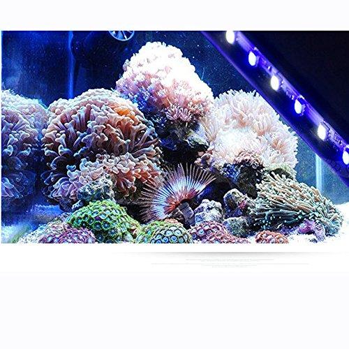 Lixada underwater 24 led acquario lampada acquario di for Lampada acquario