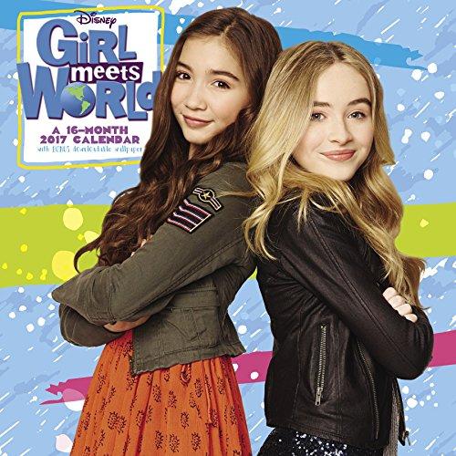 Girl Meets World - 2017 Wall Calendar