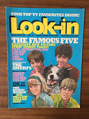 Look-in no 30 July 1978