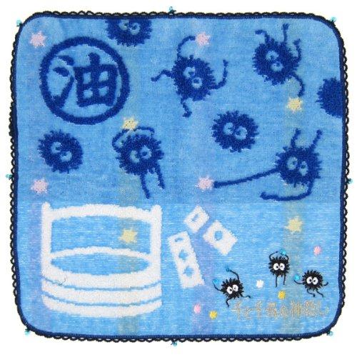 Mini towel Chihiro no kamikakushi 'susuwatari' collection towels
