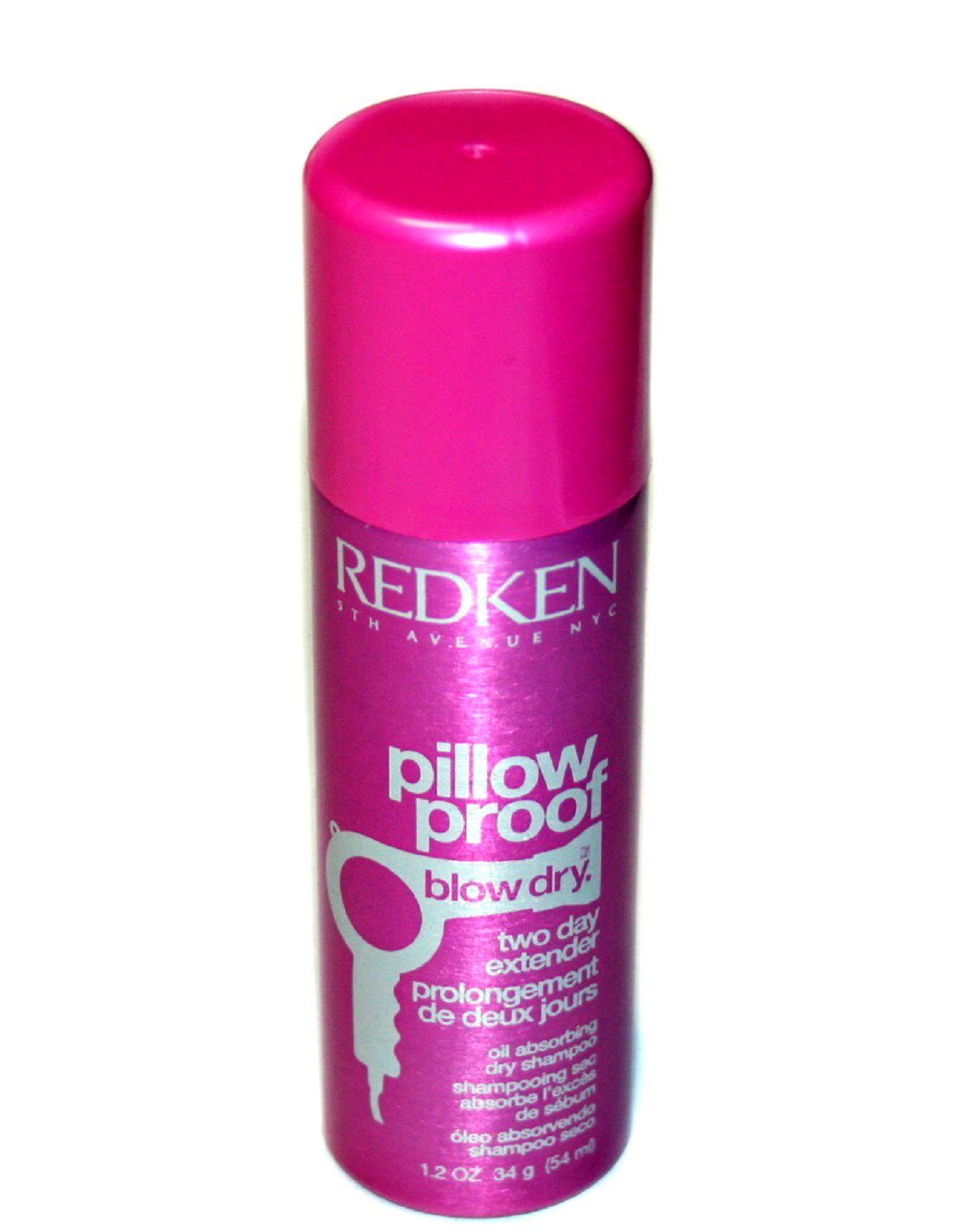 travel size dry shampoo