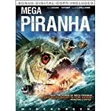 Mega Piranha [DVD] [Region 1] [US Import] [NTSC]