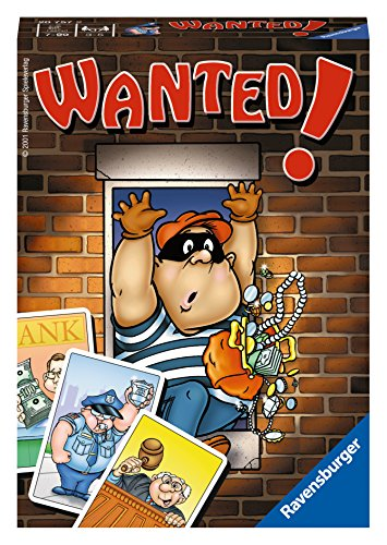 Wanted! Card Game
