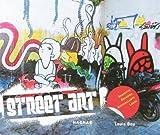 echange, troc Louis Bou - Street art : Graffitis pochoirs autocollants logos
