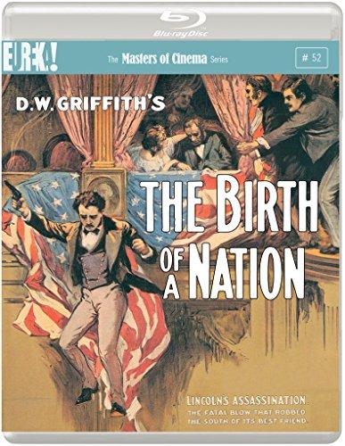 BIRTH OF A NATION, THE (Masters of Cinema) (BLU-RAY) [Edizione: Regno Unito]