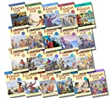 Enid Blyton The Famous Five Classic Editions COMPLETE Collection, 21 Books, RRP £104.79 (Treasure Island;Kirrin Island; Trouble; Hike; Sea; Mystery Moor;Fun; Secret Trail; Billycock Hill; Into A Fix; Finniston Farm; Demon's Rocks; Mystery; Together Agai