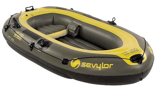 sevylor лодка видео