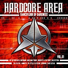 Hardcore Area - Dancefloor of Darkness, Vol. 1