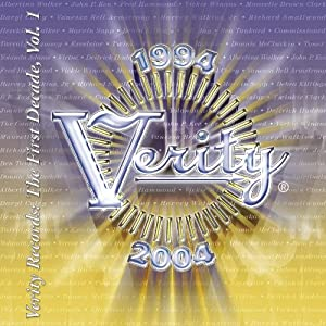 Verity: The First Decade 1
