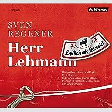 Herr Lehmann (Das Hörspiel) Hörspiel von Sven Regener Gesprochen von: Florian von Manteuffel, Florian Lukas, Bjarne Mädel,  </a>u.a.