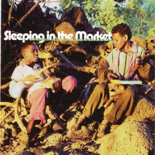 Sleeping In The Market: Ethiopian Music
