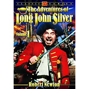 The Adventures of Long John Silver, Vol. 1&2 movie