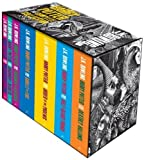 img - for Harry Potter Boxed Set: The Complete Collection (Adult Paperback): Contains: Philosopher's Stone / Chamber of Secrets / Prisoner of Azkaban / Goblet ... / Deathly Hollows (Harry Potter Adult Cover) by Rowling. J.K. ( 2013 ) Paperback book / textbook / text book