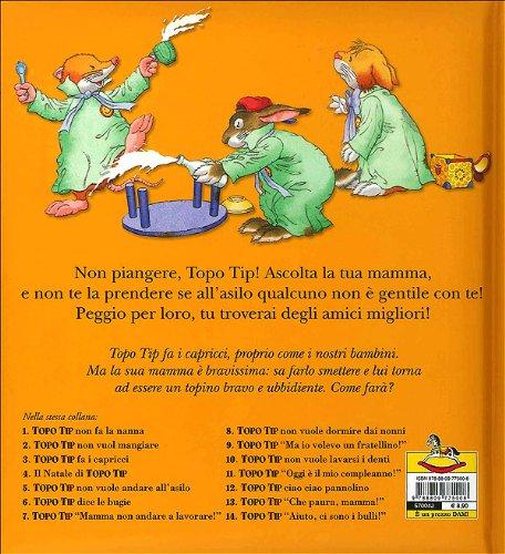 Libro topo tip aiuto ci sono i bulli di anna casalis for Topo tip giocattoli