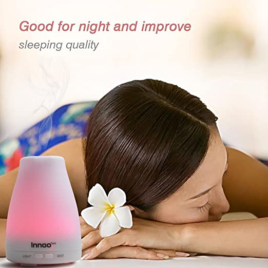 3rd Version Cool Mist Aroma Humidifier